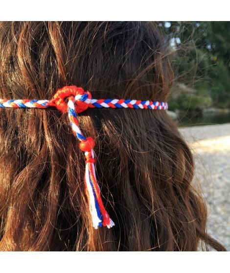 Apache Bracelet Bleu/Blanc/Rouge