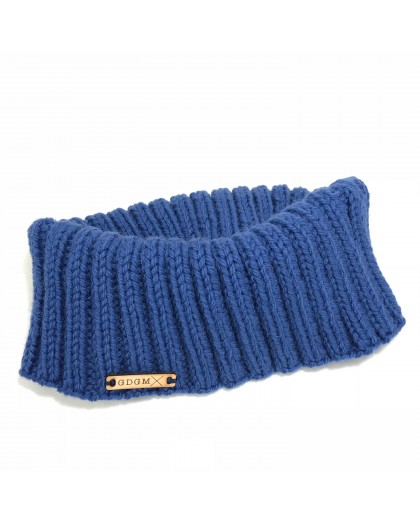 Écharpe tube type snood Made in France 70% Laine Mérinos - GDGM fded6514340