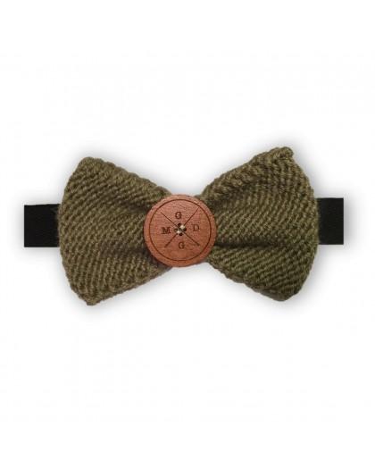 Wool & Wood Marron