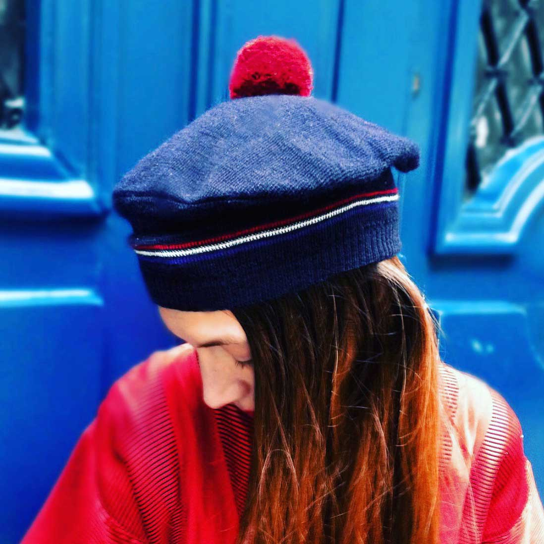 Freshwater Marin Made In France Reveal The Soul Of Sailor You 44 Winter Hat Wh 94 More Details